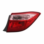 2017-2019 Toyota Corolla Factory-Style Tail Light - Right Passenger Side