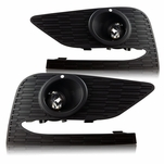 2017 Chevy Cruze Projector Fog Lights Kit [With Wiring and Switch]