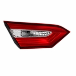 2018-2019 Toyota Camry L/LE/ [OE Style] Inner Tail Light Back Up Left Driver Side