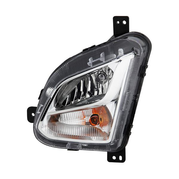 2018-2020 Chevy Equinox Factory OE Style Bumper Fog Light w/Signal Lamp Replacement Left Driver Side