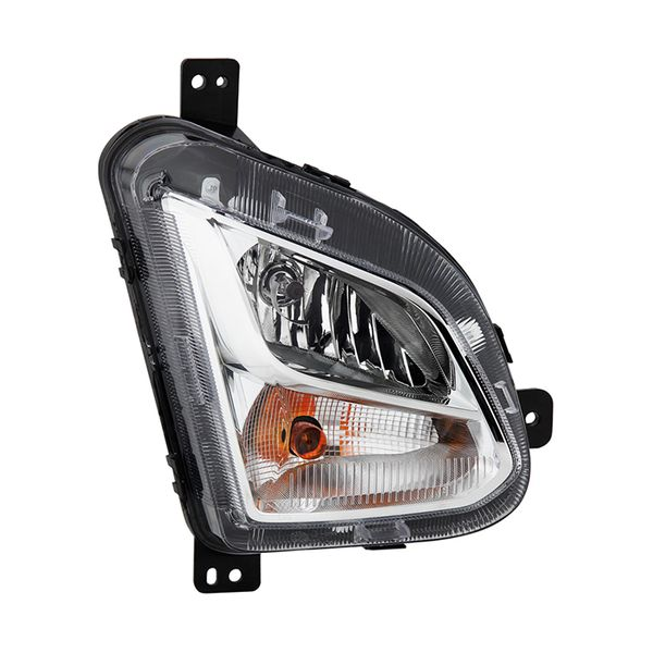 2018-2020 Chevy Equinox Factory OE Style Bumper Fog Light w/Signal Lamp Replacement Right Passenger Side