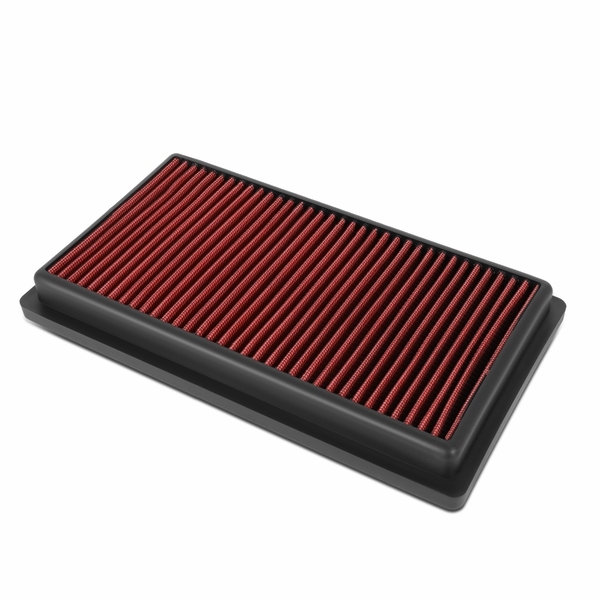 2018+ Toyota C-HR/Camary/Corolla/RAV4 2.0 2.5 Reusable Panel Air Filter Red