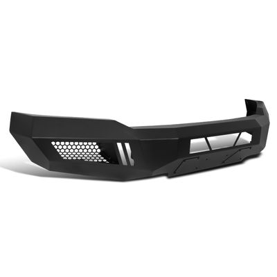 2018-UP Ford F150 Pickup Truck Black Steel Front Bumper Guard Replacement