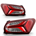 2019-2021 Chevy Malibu [LED Type] Tail Lights Outer Pair