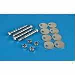66-71 Mercury Montego Front Caster Alignment Camber Plate Bolt Kit