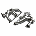 66-96 Chevy Small Block SBC T3 T4 Stainless Turbo Manifold Exhaust