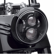 75W 7 inch Round [Harley Style] Performance LED Headlights