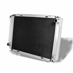79-83 Ford Mustang 3rd-Gen V8/V6 Tri-Core 3-Rows Cooling Performance Aluminum Radiator (MT Only)