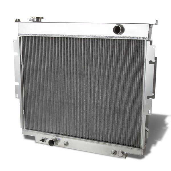 83-94 Ford F-250 F350 F250 F Super Duty V8 Diesel 3-Row Aluminum Racing Radiator