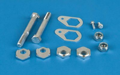 84-89 Nissan 300Zx Front Alignment Camber Plate Bolt Kit