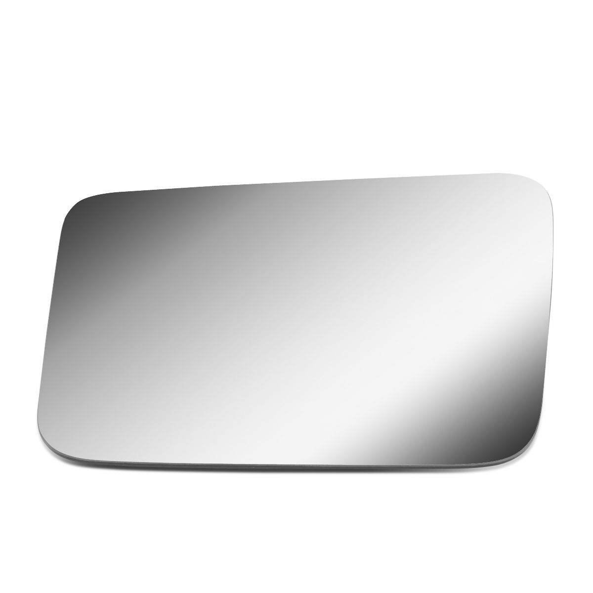 Driver//Left Side Door Rear View Mirror Glass Lens Replacement for 1996-2007 Chrysler Voyager//Dodge Grand Caravan