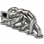 84-91 BMW E30 2.5 2.7 M20 325 T3 T4 Stainless Turbo Manifold Exhaust