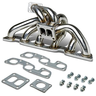 85-99 Nissan Skyline GT-R 2.6L DOHC RB26/ RB26DET Top-Mount Turbo Manifold Exhaust