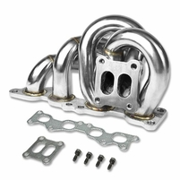 86-93 Toyota Celica / 91-95 MR2 3SGTE Stainless Turbo Exhaust Manifold