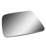 86-95 Nissan Pathfinder/Pickup Left Side Rear View Mirror Glass Lens Replacement