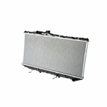 87-91 Toyota Camry V20 3S-Fe 4Cyl Auto At Aluminum Core Replacement Radiator Toc