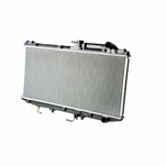 88-91 Toyota Camry V20 2.5L V6 Auto At Aluminum Core Replacement Radiator Toc