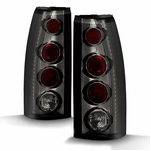 88-98 Chevy C10 Ck 1500 2500 Altezza Tail Lights - Smoked