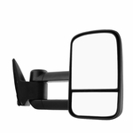 88-98 Chevy C10 Manual Extendable - Power Adjust Mirror - Passenger Side
