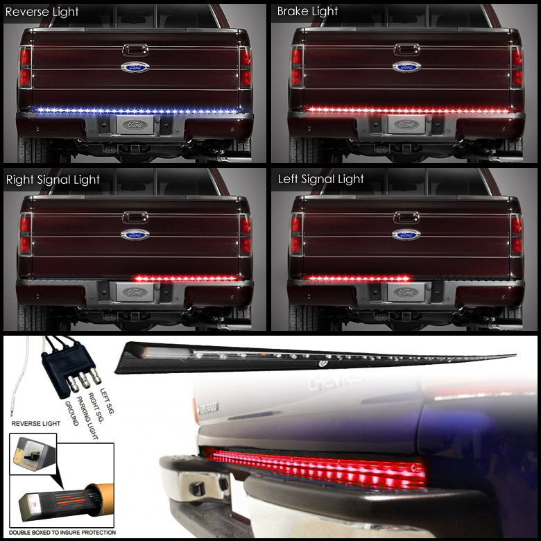 Spyder Auto 111-CCK88-LED-RC LED Tail Light