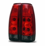 88-98 Chevy / GMC CK C10 Euro Altezza Tail Lights - Red / Smoked