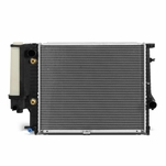 89-95 BMW 525I AT MT OE Style Aluminum Core Replacement Radiator DPI 979
