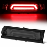 91-96 Chevy Corvette 3D LED Bar Third 3rd Tail Brake Light/Lamp - Smoked Lens