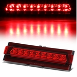 91-96 Chevy Corvette Full LED Third 3rd Tail Brake Light/Lamp - Red