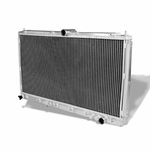 91-99 3000Gt 91-96 Stealth Dual Core High Capacity Race 2-Row Cooling Radiator