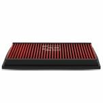 92-11 Lincoln Town Car / Mercury Grand Marquis Reusable & Washable Replacement High Flow Drop-in Air Filter (Red)