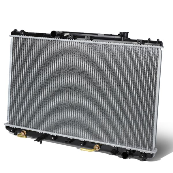 92-96 Toyota Camry 2.2L 4-CLY AT Aluminum Core Engine Cooling Radiator 1318