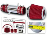 92-96 Toyota Camry 3.0L V6 DX/LE/DLX/XLE Short Ram Air Intake Kit - Red