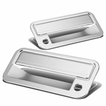 92-98 Chevy Suburban 2DR Chrome Plated Door Handle Cover Trim