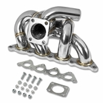 93-02 Mitsubishi Mirage 4G93 1.8L Stainless Steel T25 Turbo Manifold