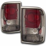 93-97 Ford Ranger Euro Altezza Tail Lights - Smoked