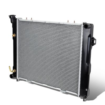 93-97 Jeep Grand Cherokee 4.0 OE AT Aluminum Core Radiator Replacement 1396