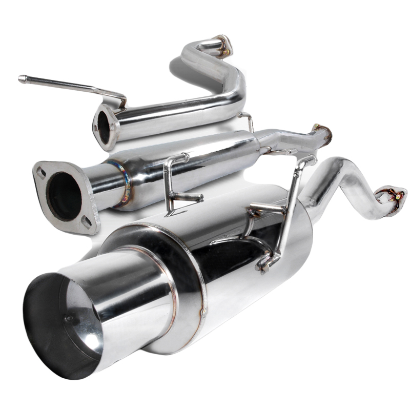 94-01 INTEGRA GS/RS/LS STAINLESS STEEL CATBACK EXHAUST W