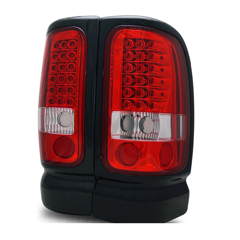 Dodge Ram 1500 2500 3500 Altezza Led Tail Lights Red Click To Enlarge