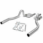 94-95 Ford Mustang 5.0L V8 Dual Muffler Catback Exhaust