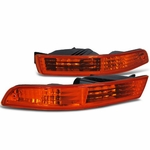 Spec-D 94-97 Acura Integra Ls/Gs/Rs/GSR JDM Signal Bumper Light - Amber