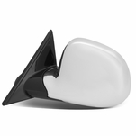 94-97 Chevy S10/GMC Sonoma OE Style Powered Left Side View Mirror Chrome