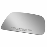 95-00 Toyota Tacoma Passenger Right Side Door Rear View Mirror Glass Replacement