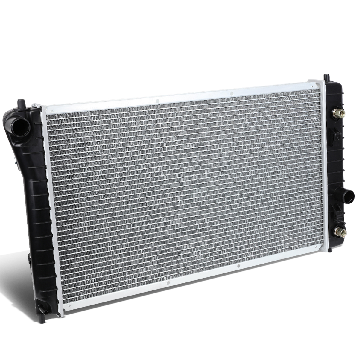 Radiator Assembly Aluminum Core Direct Fit for Chevy Pontiac Cavalier Sunfire