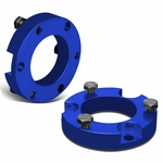 "95-04 Toyota Tacoma 4Runner 2WD 4WD Blue 2""Front Spacers Leveling Lift Kit"
