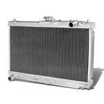 95-99 NISSAN MAXIMA VQ30DE DUAL CORE HIGH CAPACITY 2-ROW COOLING RADIATOR