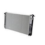 95 Chevy P30 GMC P3500 4.3L V6 Auto At Aluminum Core Oe Replacement Radiator Toc