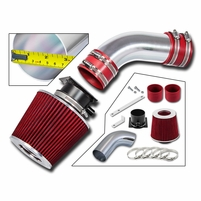 96-00 Audi A4 / A6 2.8L V6 Performance Short RAM Air Induction Intake - Red Filter