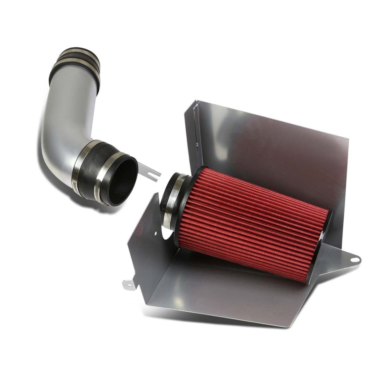 96 00 Chevy Gmc C K Series Gmt400 5 0 5 7 Polished Cold Air Intake