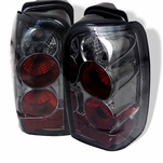 96-02 Toyota 4Runner Euro Altezza Tail Lights - Smoked ALT-YD-T4R96-SM By Spyder