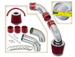 96-97 Honda Passport 3.2L V6 Cold Air Intake - Red